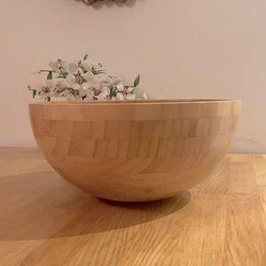 IKEA Wood Bowl